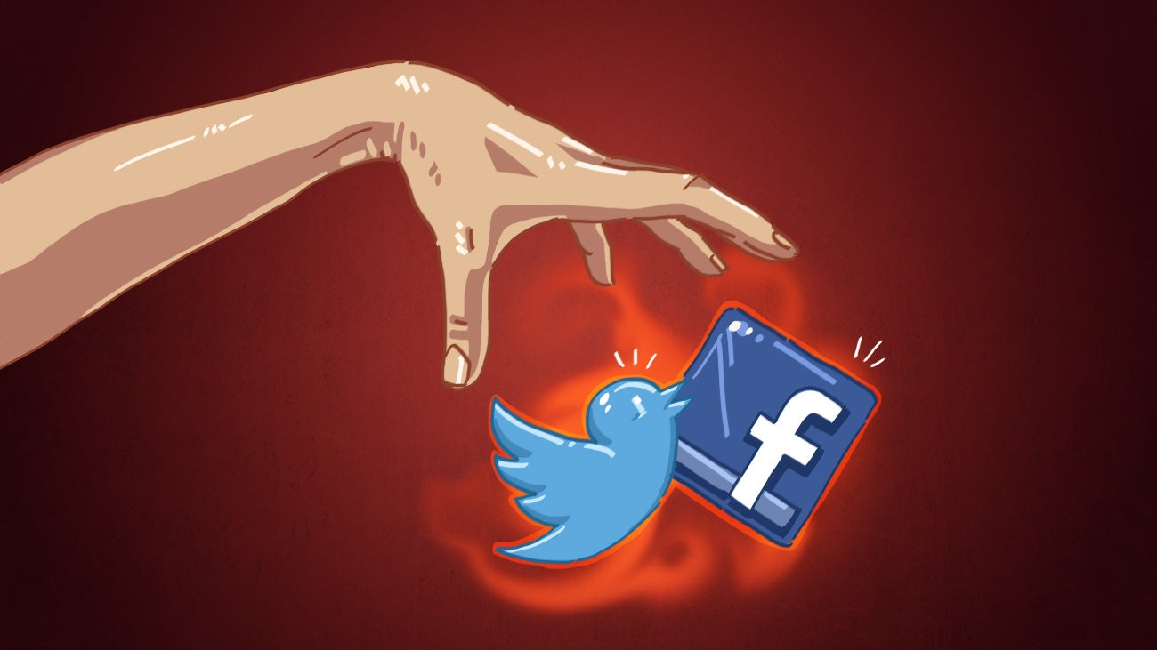 Don't Quit The Social Networks You Hate — Bend Them To Your Will