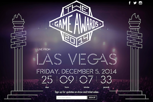 There's A Big New Game Award Show Happening This December