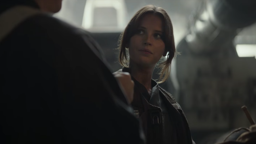 The Latest Rogue One Trailer Gave Me Hope Goosebumps