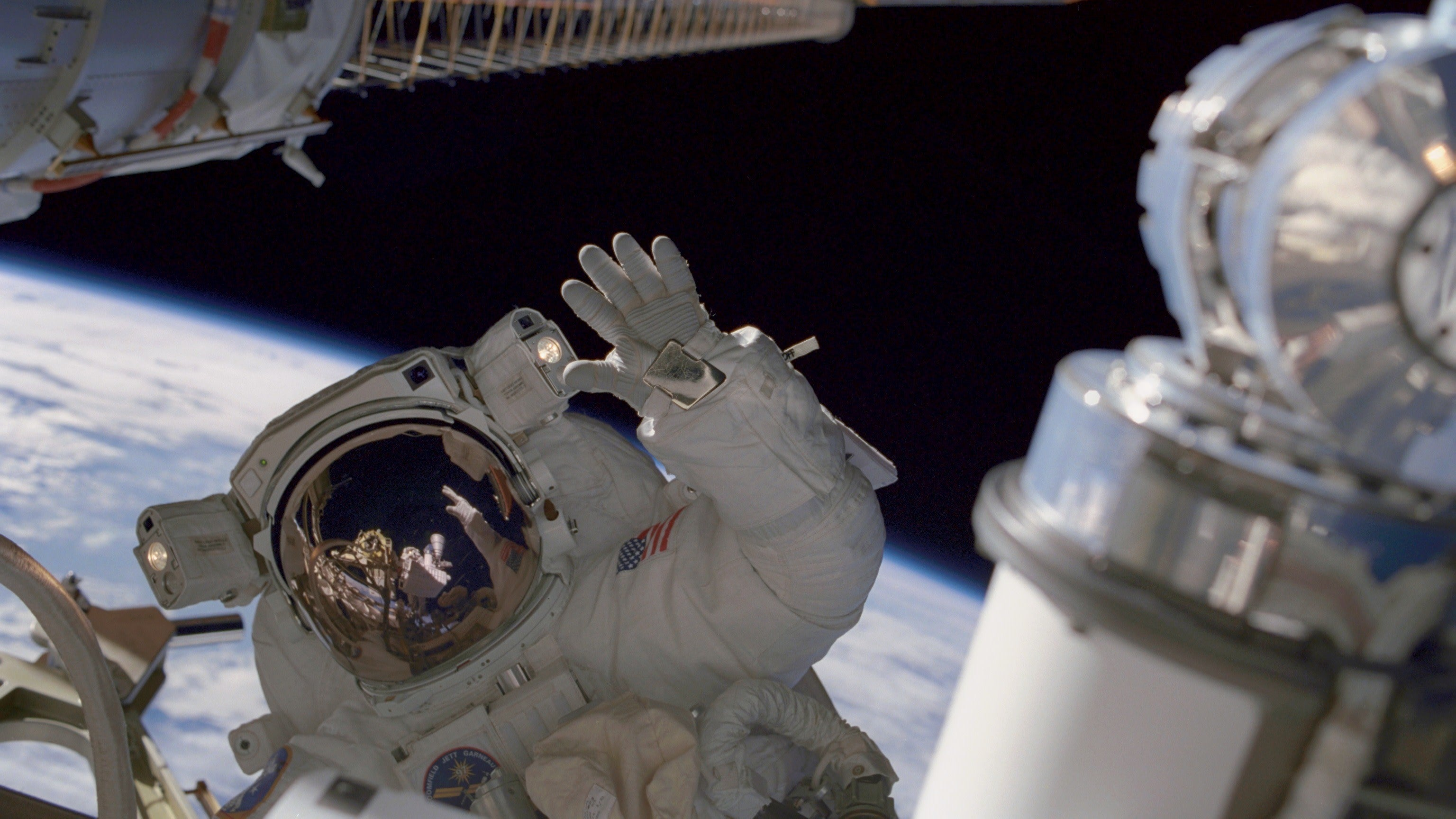 Astronauts Aren't Dying From Space Radiation, New Research Suggests
