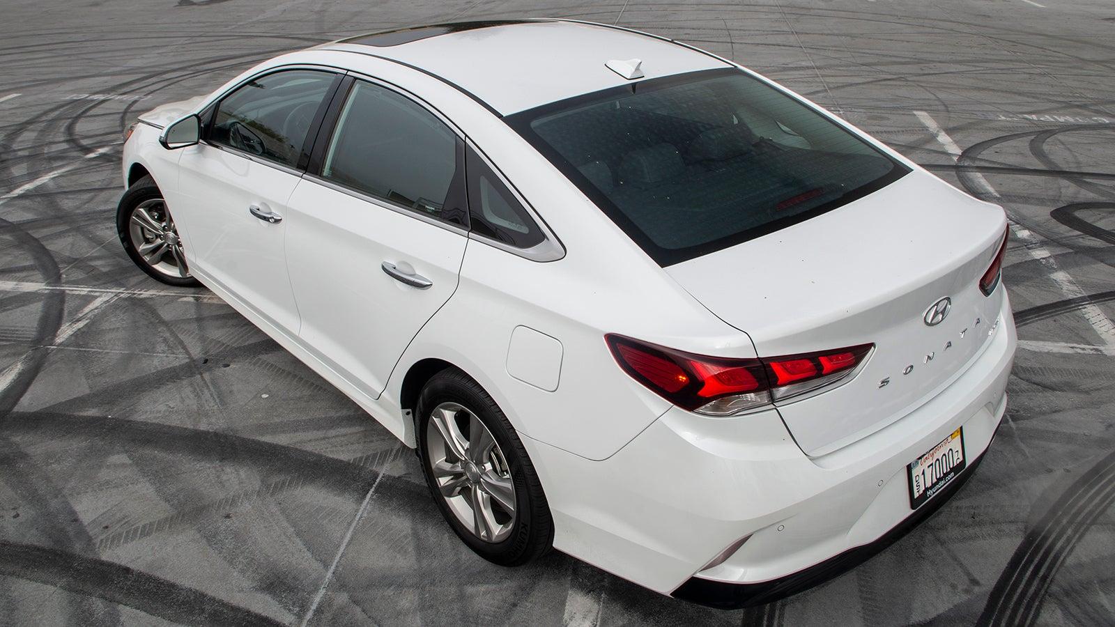 The 2018 Hyundai Sonata Is The Most User Friendly Car I've