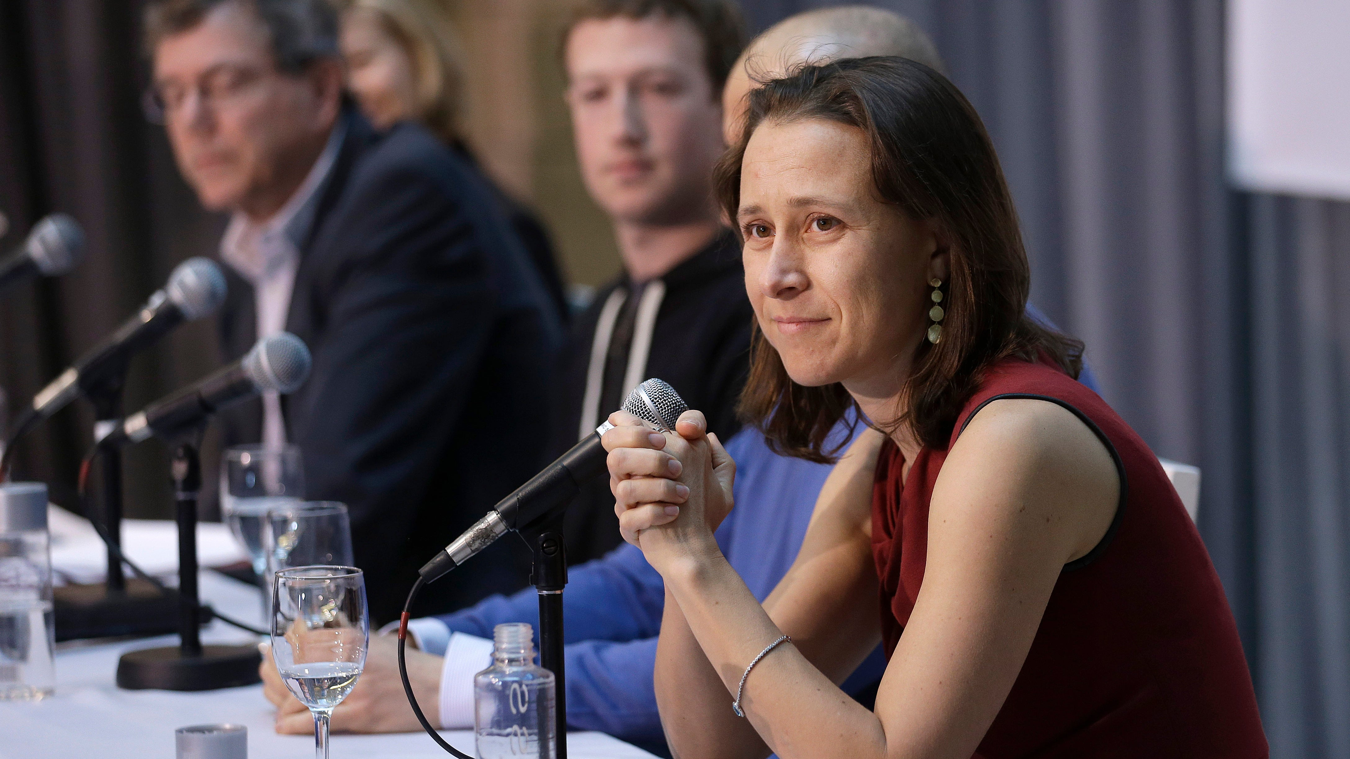 23andMe CEO Compares DNA Tests To At-Home Pregnancy Tests, But It's Not That Simple
