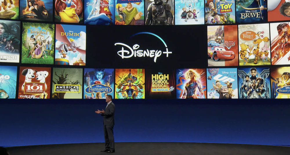 Disney+ Will Highlight Both New And Classic Projects From The Animation Studio, Plus Live-Action Films