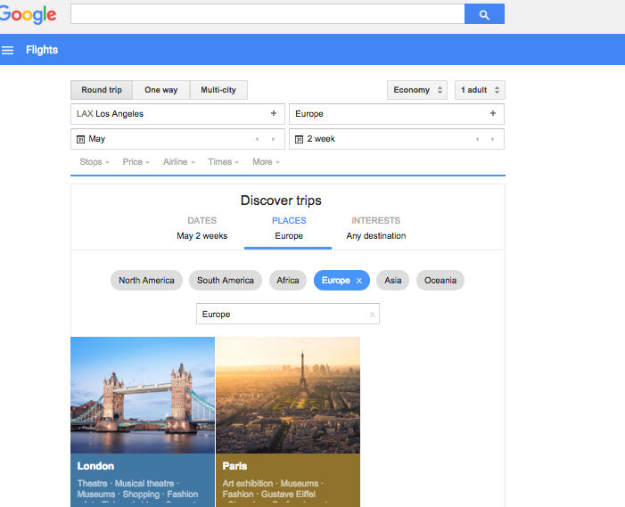 How to find the cheapest airfares with google flights for Site for cheapest flights