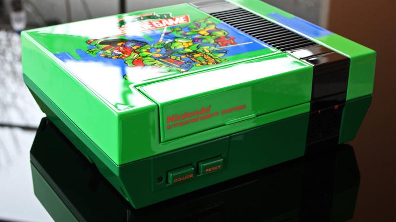 The Teenage Mutant Ninja Turtles NES We Never Had