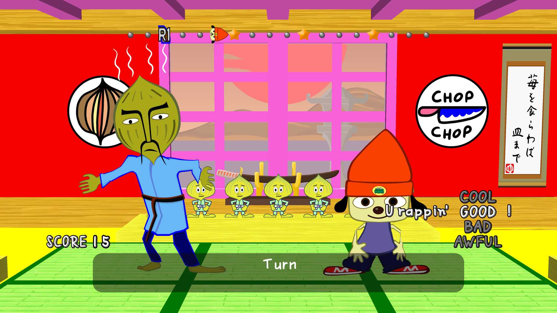PS4 Parappa Is Running On A PSP Emulator, Hackers Discover