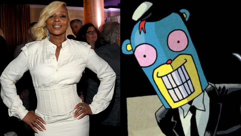 Mary J. Blige Will Play A Time Travelling Assassin In Netflix's Umbrella Academy