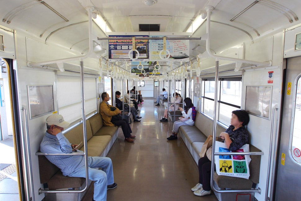 CG Train Car is Better than Reality