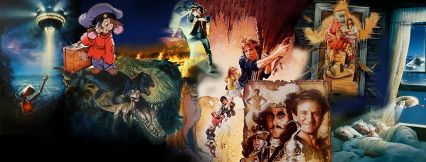 Remember The Good Old Days With This Beautiful Art Celebrating Amblin Films