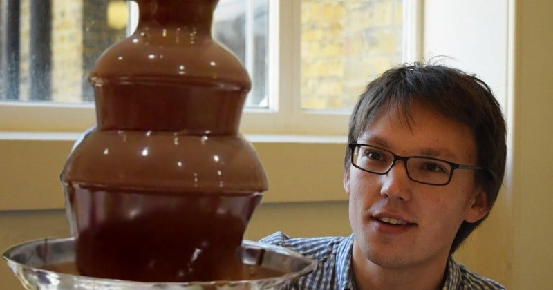 Ponder the Physics of Chocolate Fountains During Your New Year's Revels