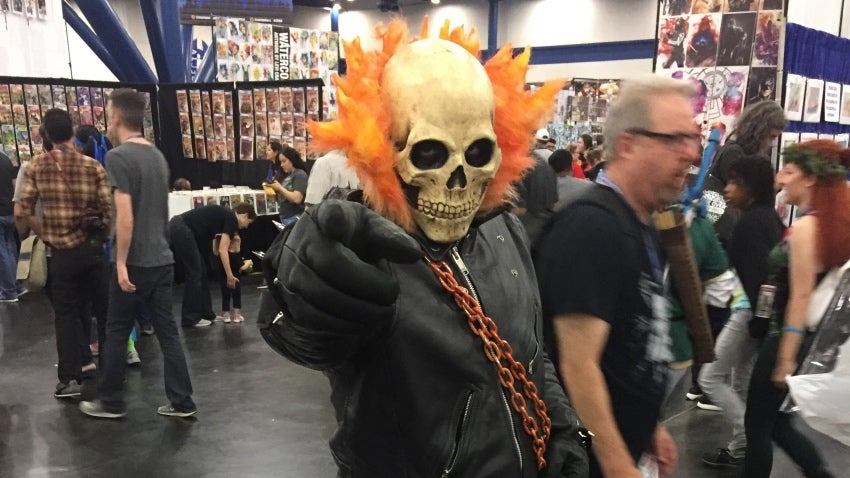 The Coolest Cosplay From Houston Comicpalooza 2017