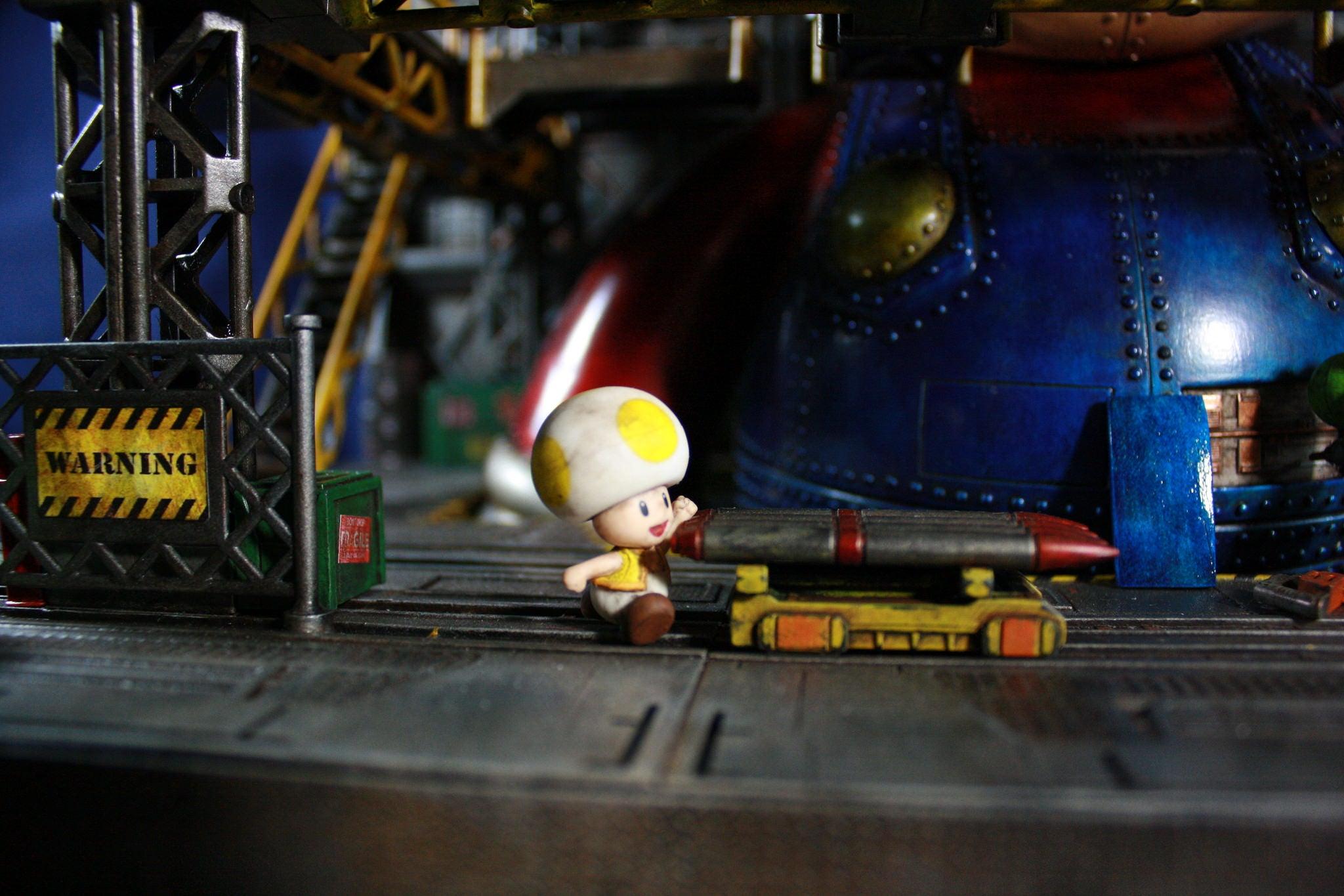 Mario Is Mech-ing