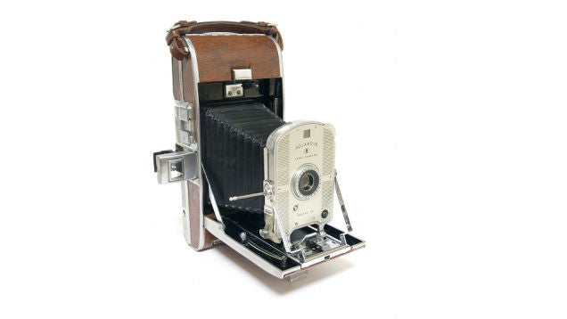 The Idea For The Polaroid Camera Was Sparked By An Impatient 3-year Old