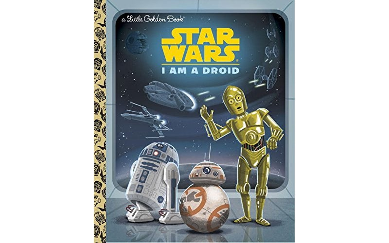 You Don't Have to Be a Kid to Want All the new Star Wars Little Golden Books