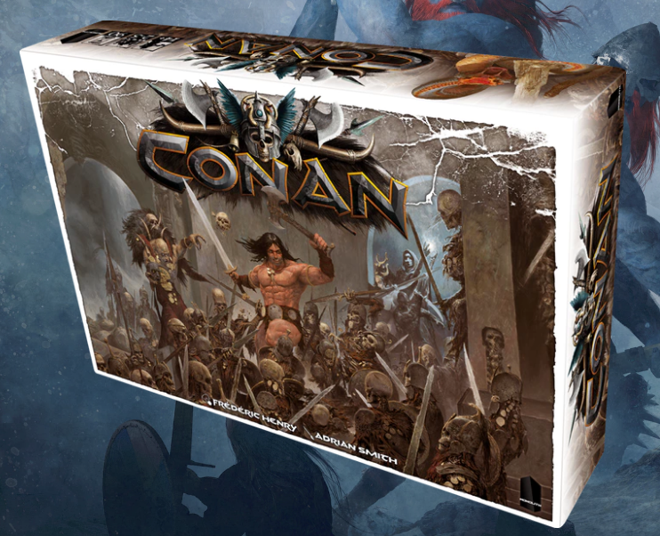 Former Conan Rep Calls Out Hit Board Game's Depiction Of Women