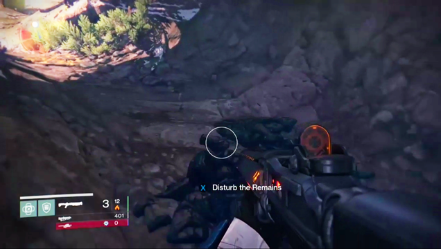 Bungie Left A Spooky Message In Destiny's Loot Cave