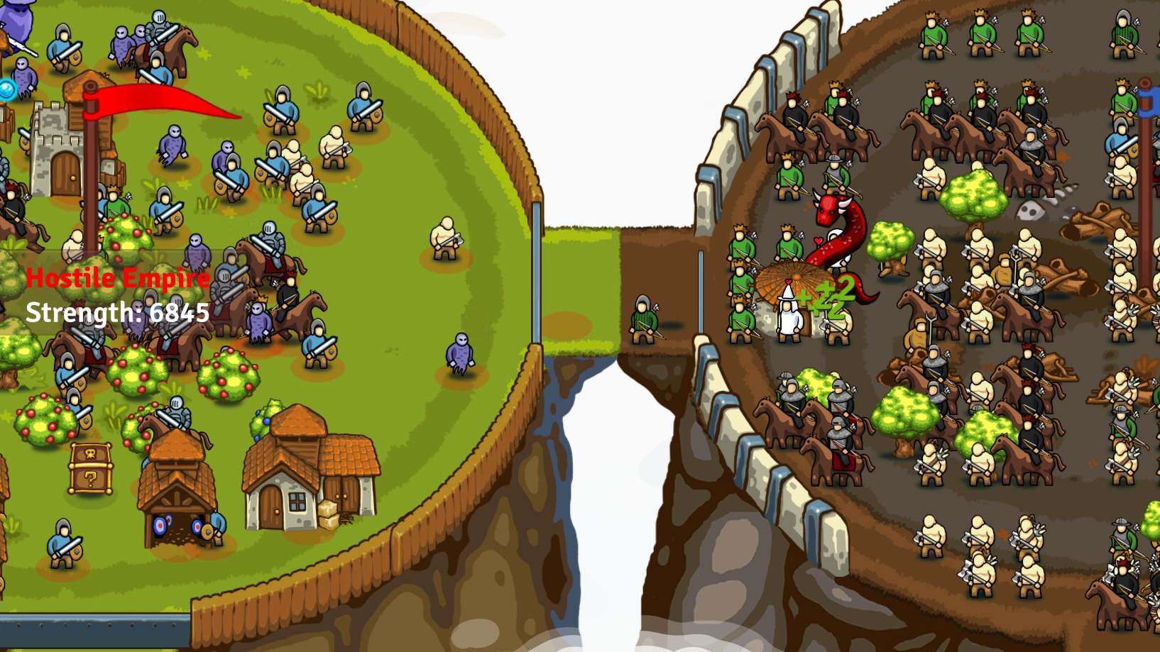 Circle Empires Is A Strategy Game That Forces You To Rely On Your Gut