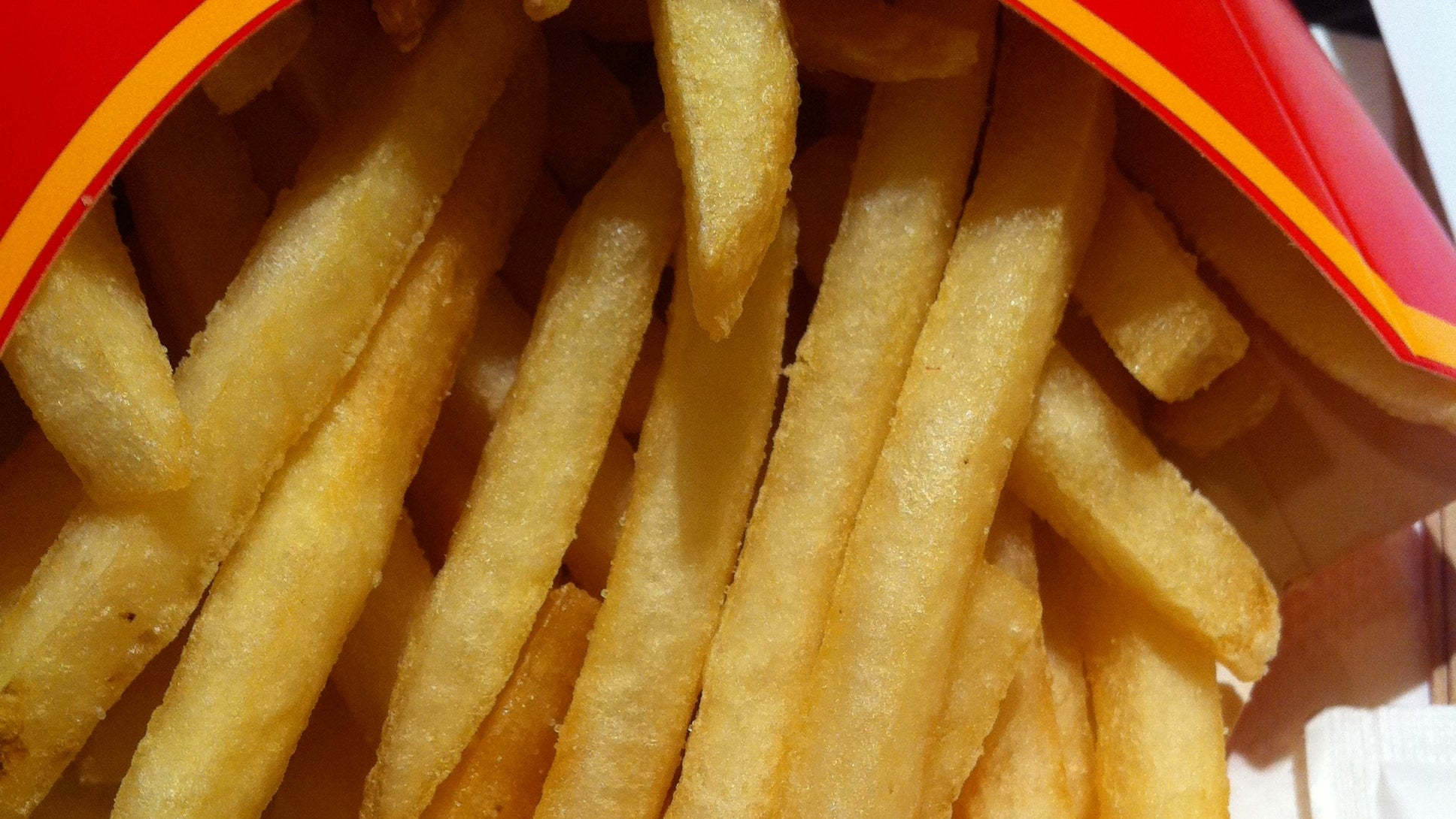 No, McDonald's French Fries Will Not Cure Baldness