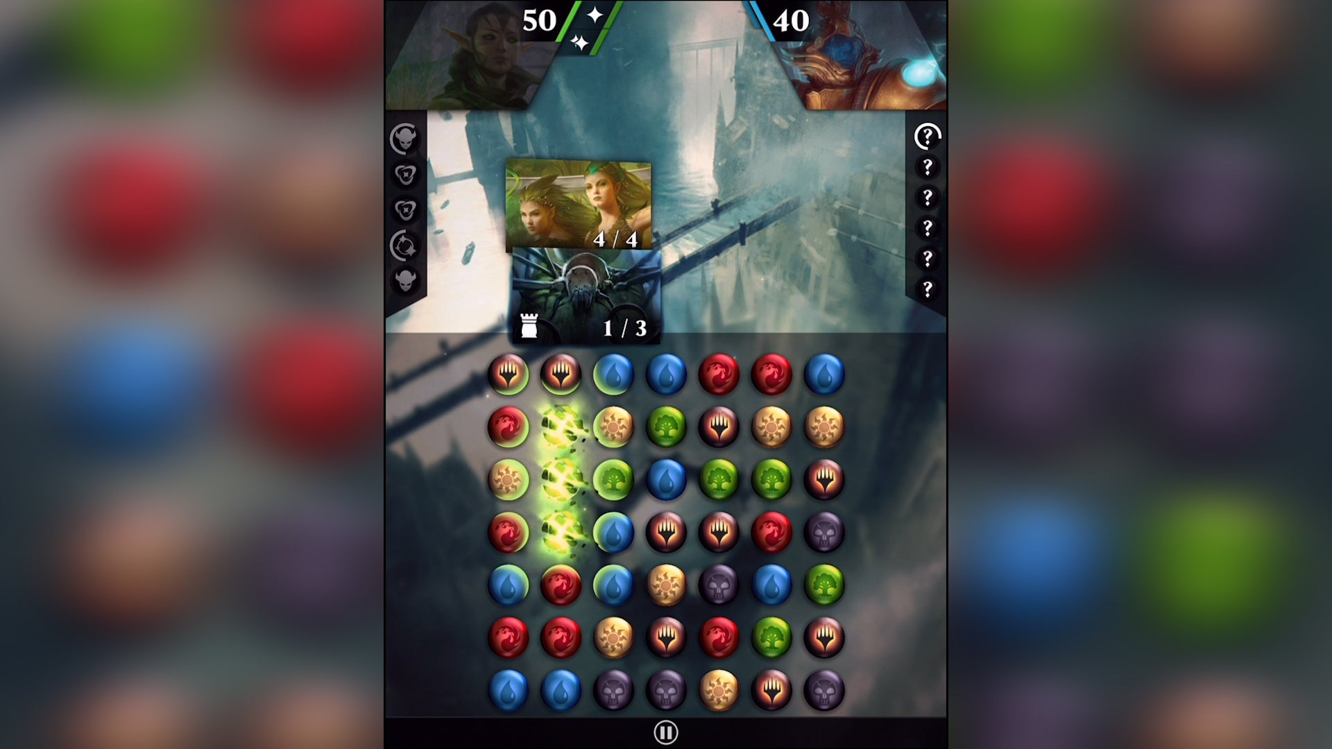 Magic: The Gathering And Puzzle Quest Go Great Together