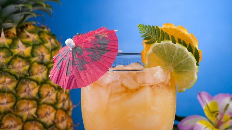 Make Your Own Tiki Cocktails With This Easy Formula