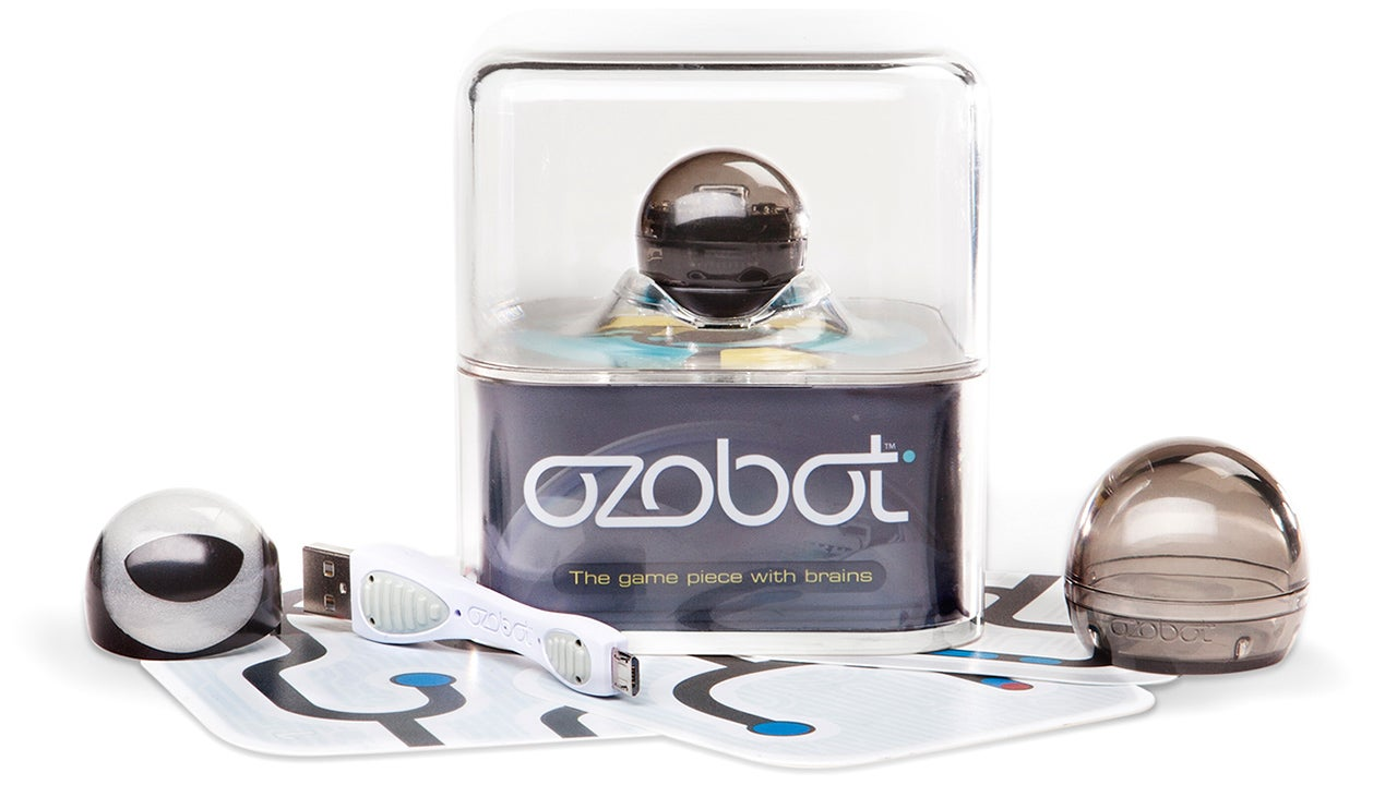 If You Can Doodle, You Can Program the Tiny Ozobot