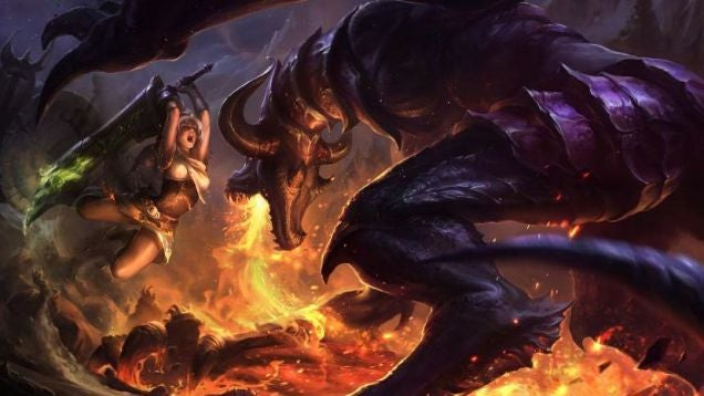 Stats Suggest Most League Of Legends Players Actually Aren't Jerks