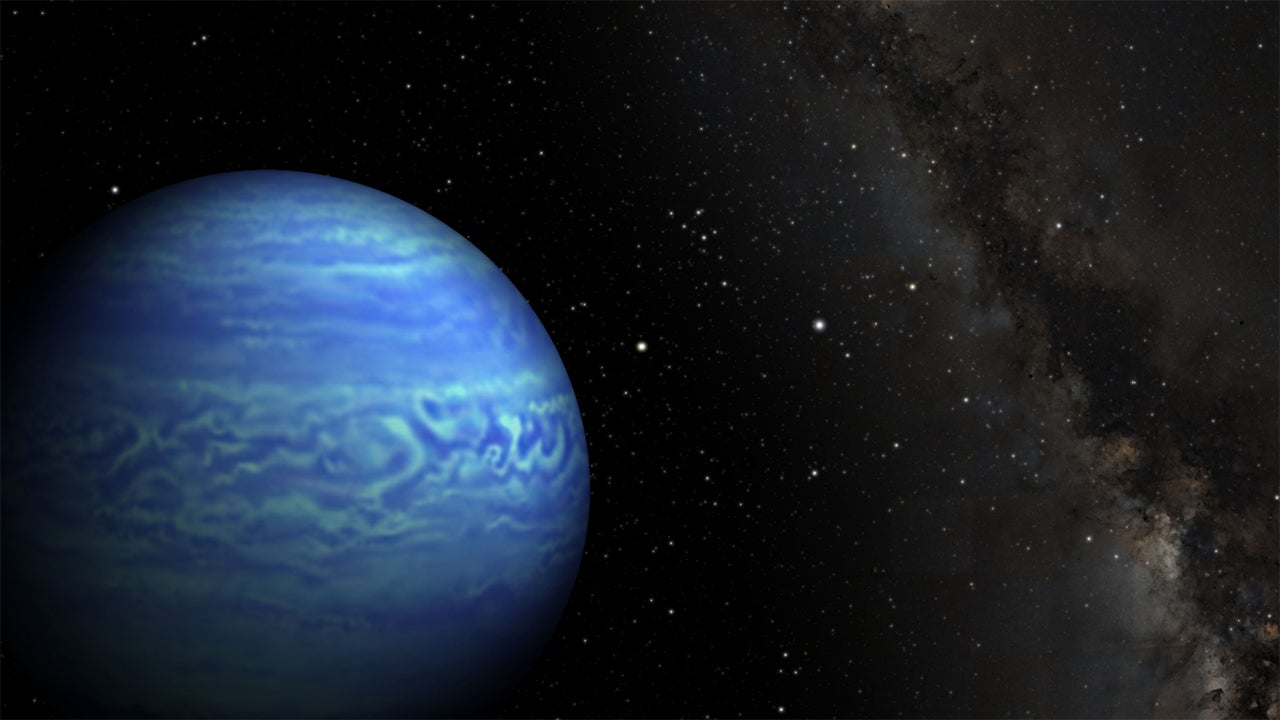 Scientists Find First Instance Of Water Clouds Outside Our Solar System