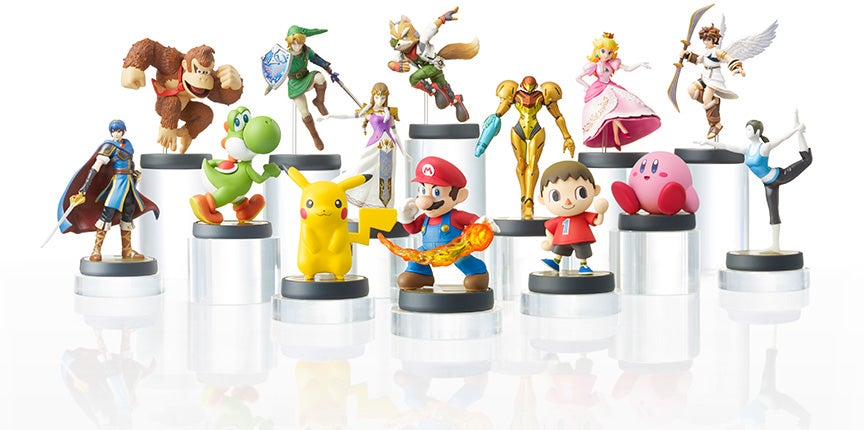 Damn, Nintendo Is Selling Lots of Amiibos