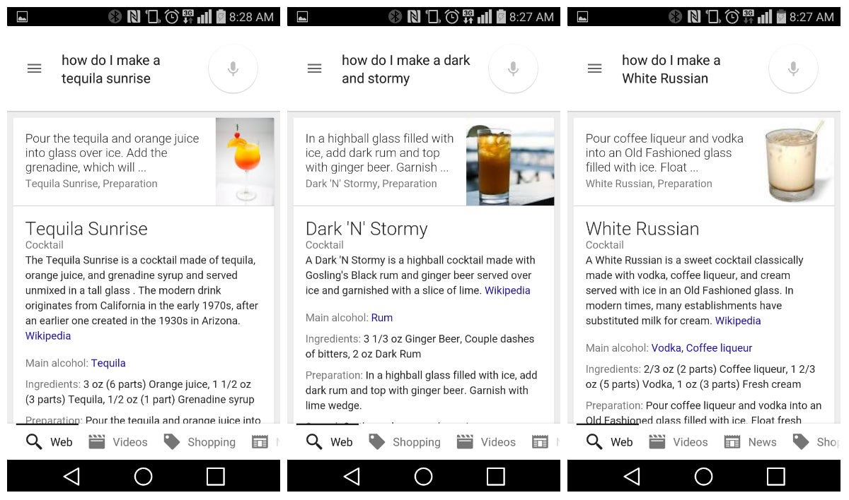 Google Becomes a Booze-ologist and Everything Else You Missed Yesterday