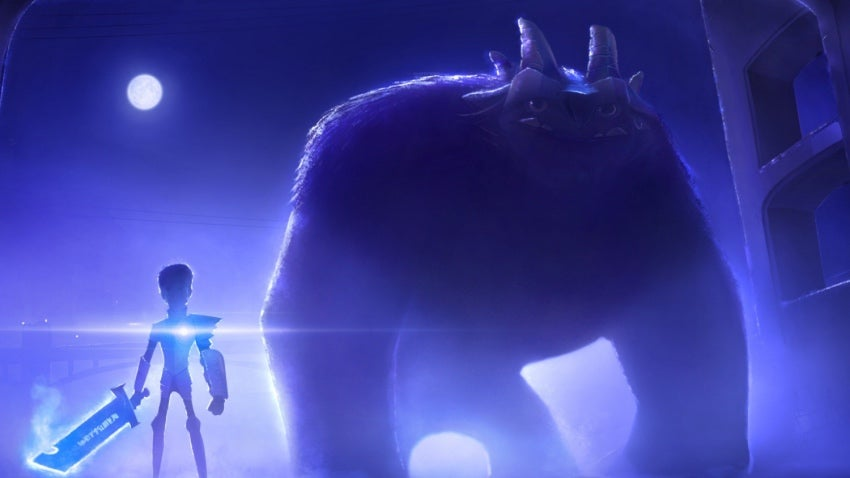Guillermo Del Toro's Trollhunters Looks Really Damn Fun