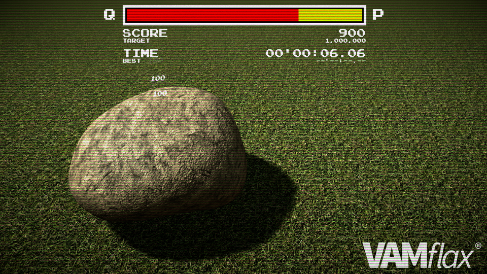 A Rock Simulator Game You Can Play, But It will Hurt You