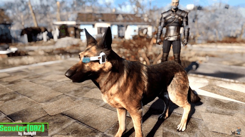 Fallout 4 Mod Lets You Use Dragon Ball Z Scouters