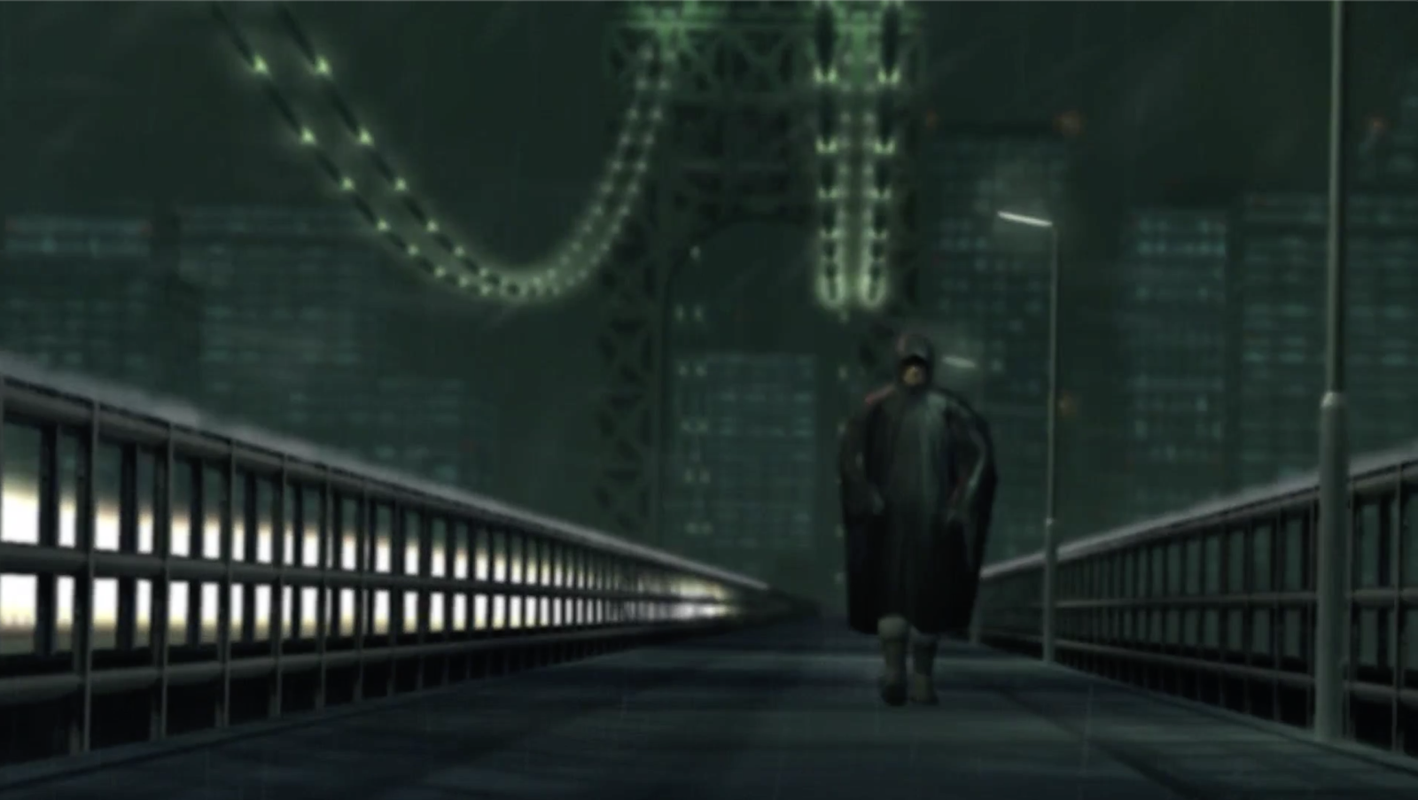 Metal Gear Solid 2 Retrospective Be Careful What You Wish For