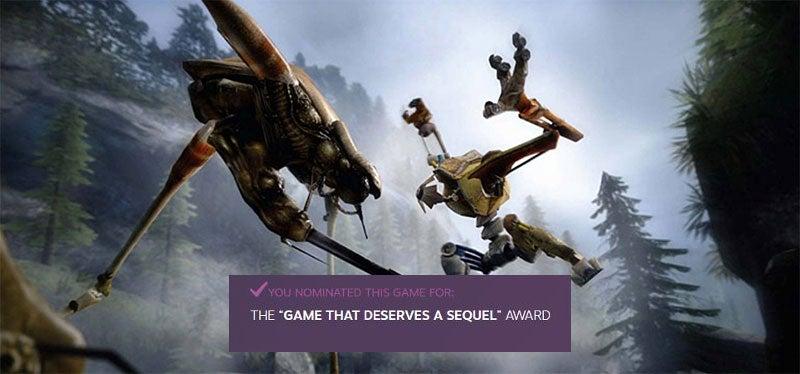 Sorry, Steam Award Nominations Don't Involve Half-Life 3