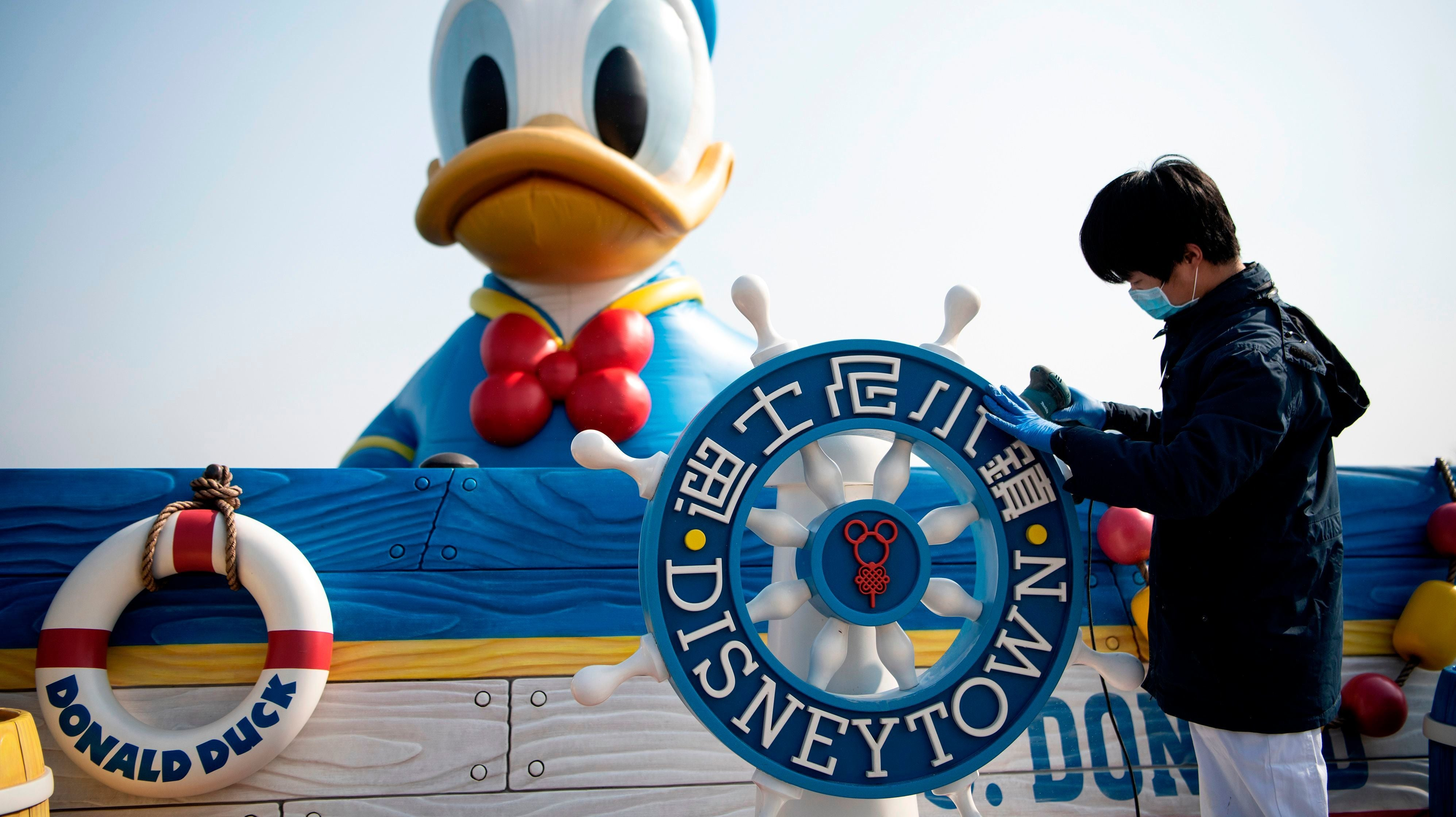 Disneyland In China To Reopen May 11 With Temperature Checks And Masks Required