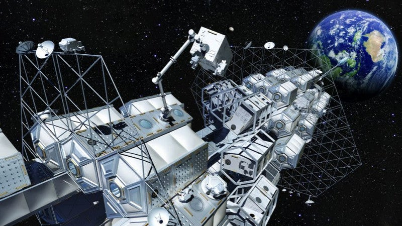 Scientists Found A Possible Deal Breaker In The Quest To Build A Space Elevator