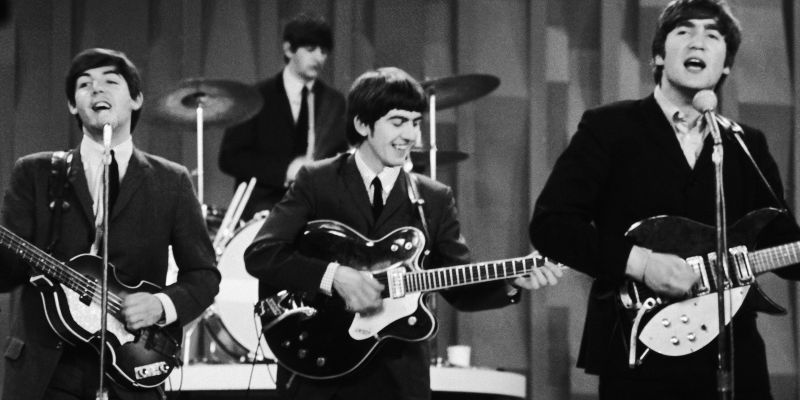 From Christmas Eve, You Can Stream The Beatles
