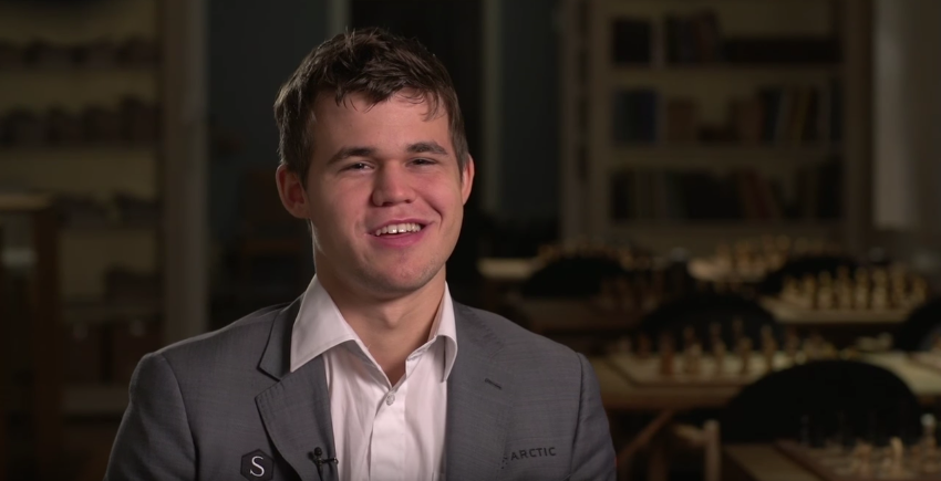 Watch New York City Chess Hustlers Get Pwned By Grandmaster Magnus Carlsen