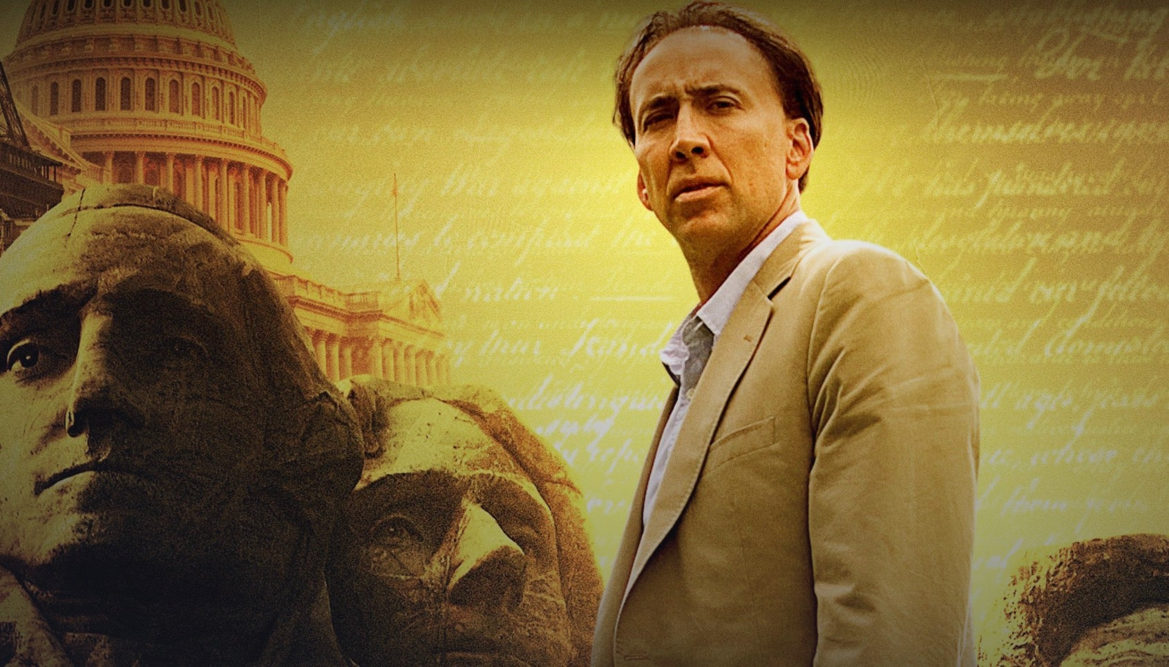 A Lot More National Treasure May Be Coming Your Way