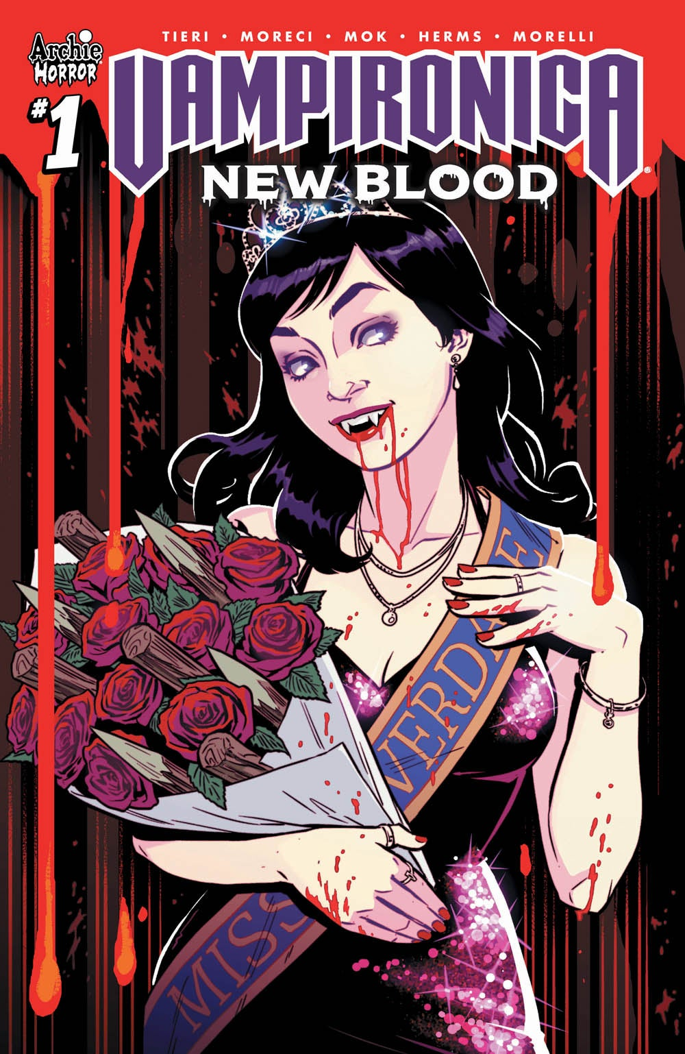 Image: Rebekah Isaacs and Matt Herms, Archie Comics