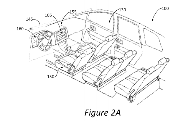 Ford Just Patented an Absurd Movie Screen Windshield For Driverless Cars