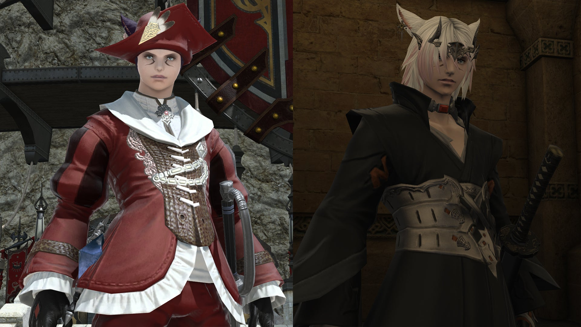 How To Unlock Red Mage And Samurai Jobs In Final Fantasy 14