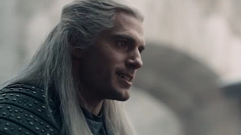 In The New Trailer For The Witcher, Foul Beasts And Fouler Men Abound