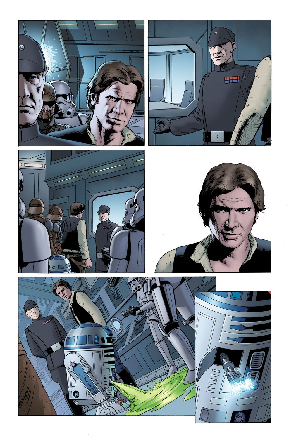 Star Wars Comics Are Getting Better