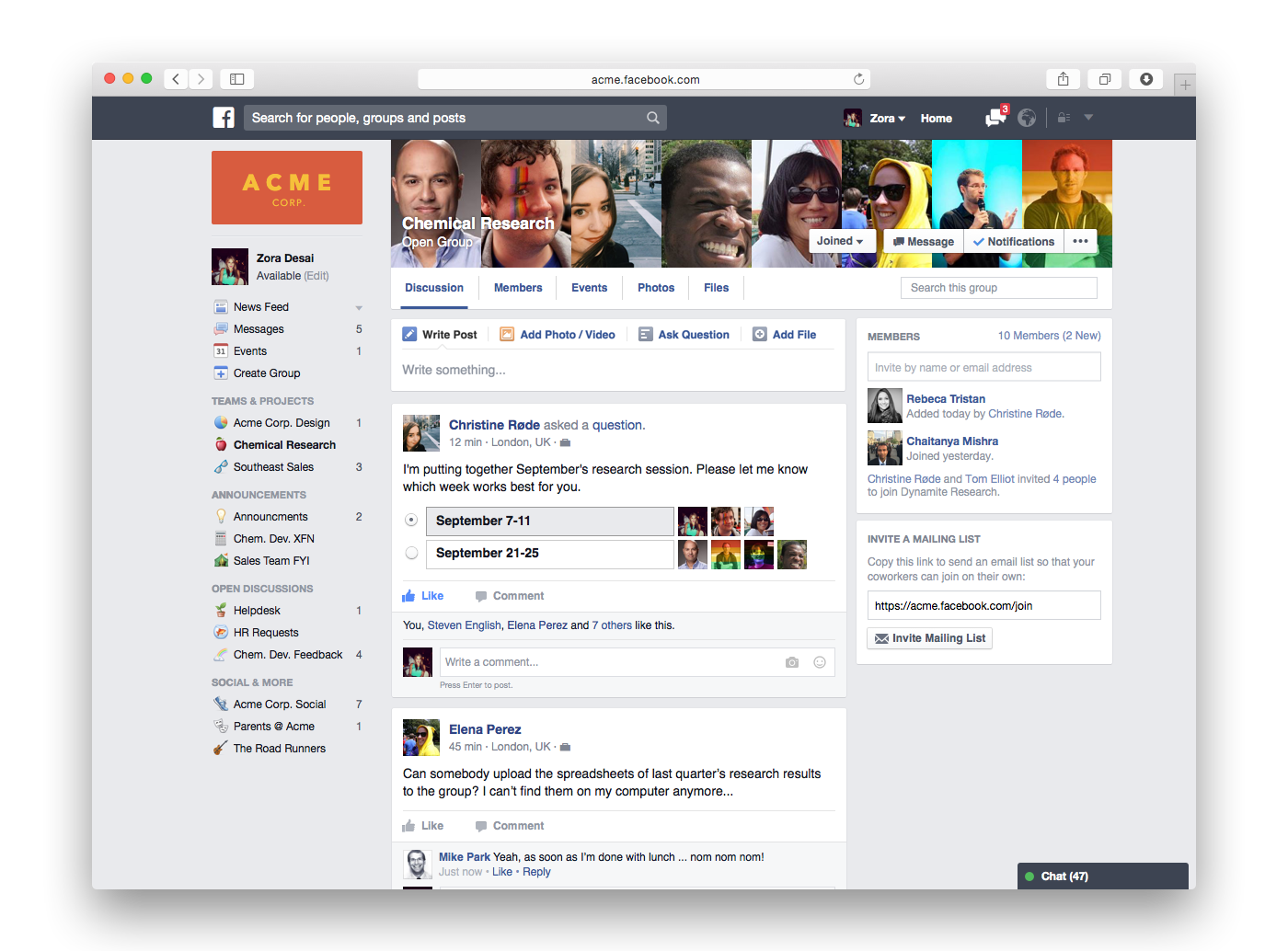 What Is Facebook at Work and Do You Need to Care?