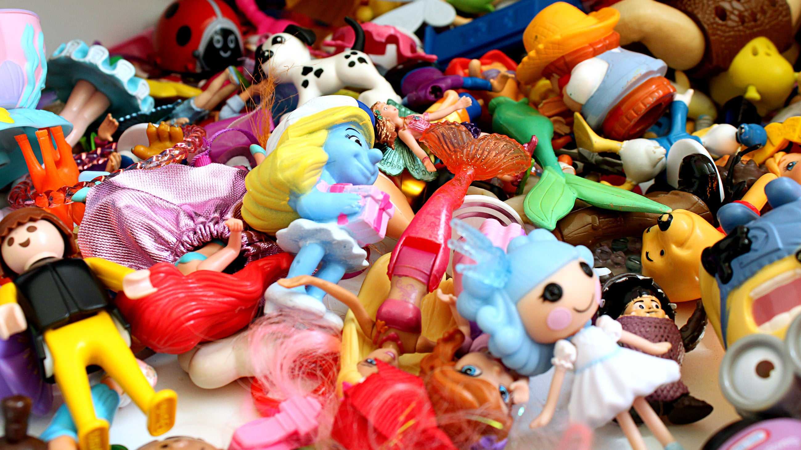 The Best Way To Get Rid Of Your Kids Excess Toys