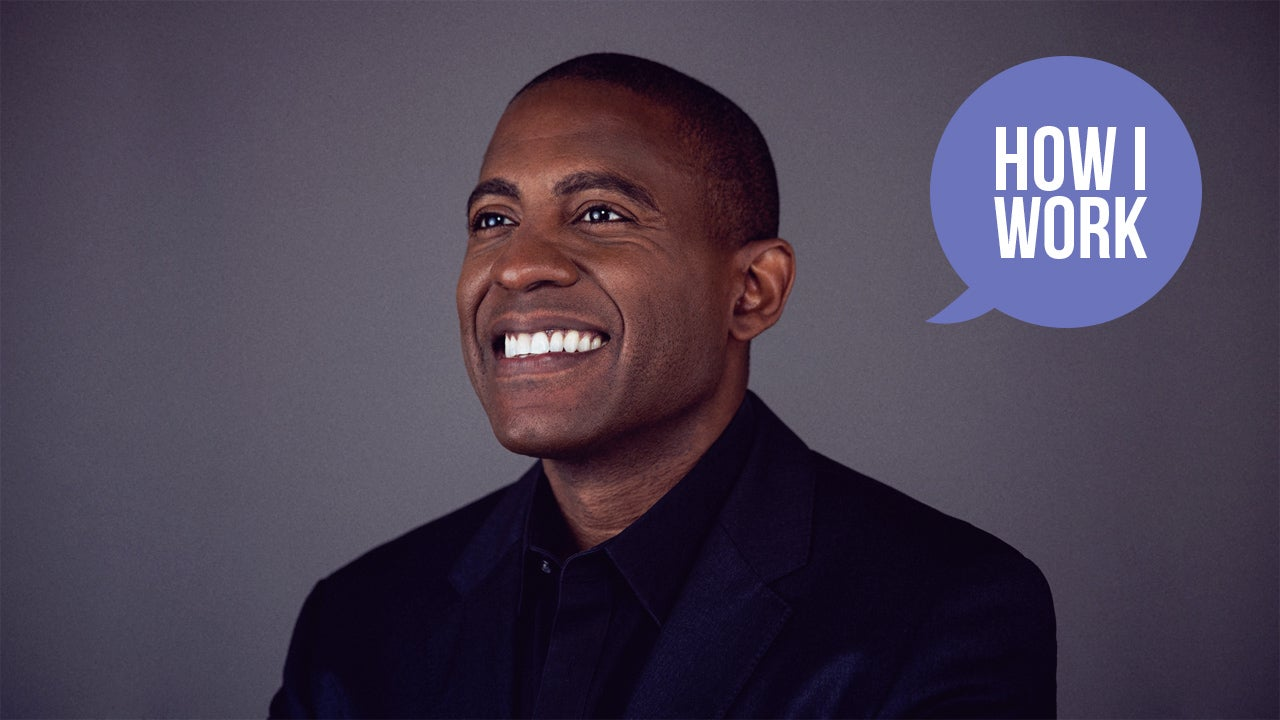 I'm Carlos Watson, CEO Of OZY Media, And This Is How I Work