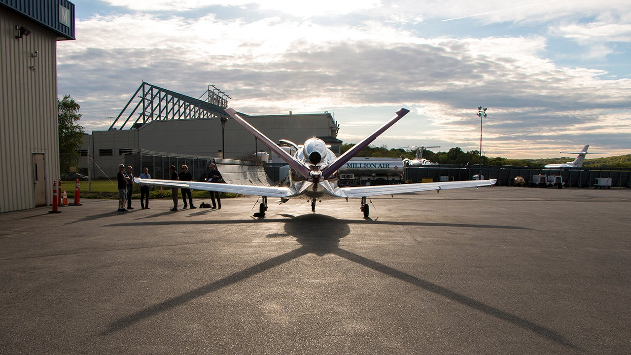 Why Did This Company Let Me Fly A $2.7 Million Aircraft?