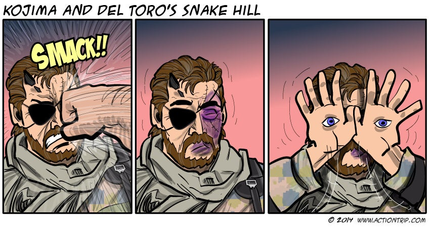 Sunday Comics: Snake Hill