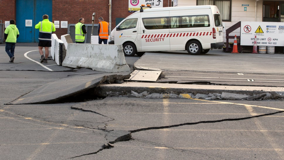 Is New Zealand On The Brink Of Another Major Quake?